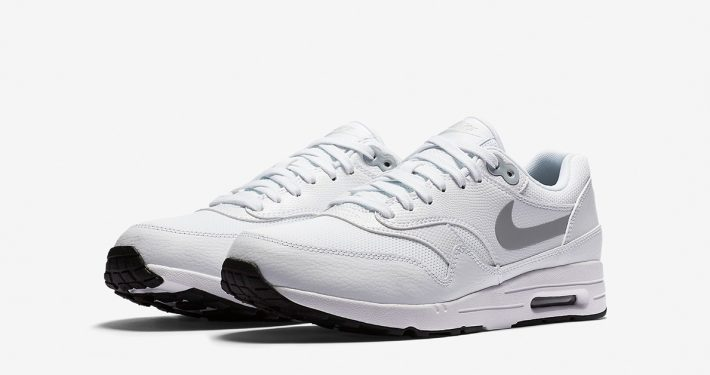 Womens Nike Air Max 1 Ultra 2.0 White