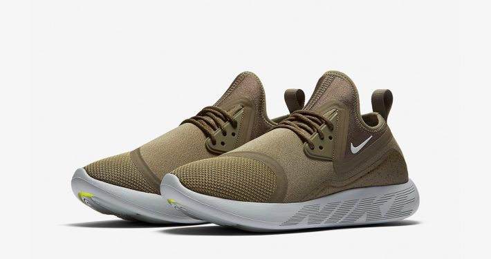 Womens Nike LunarCharge Medium Olive