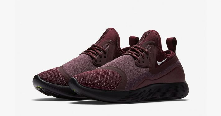 Womens Nike LunarCharge Night Maroon
