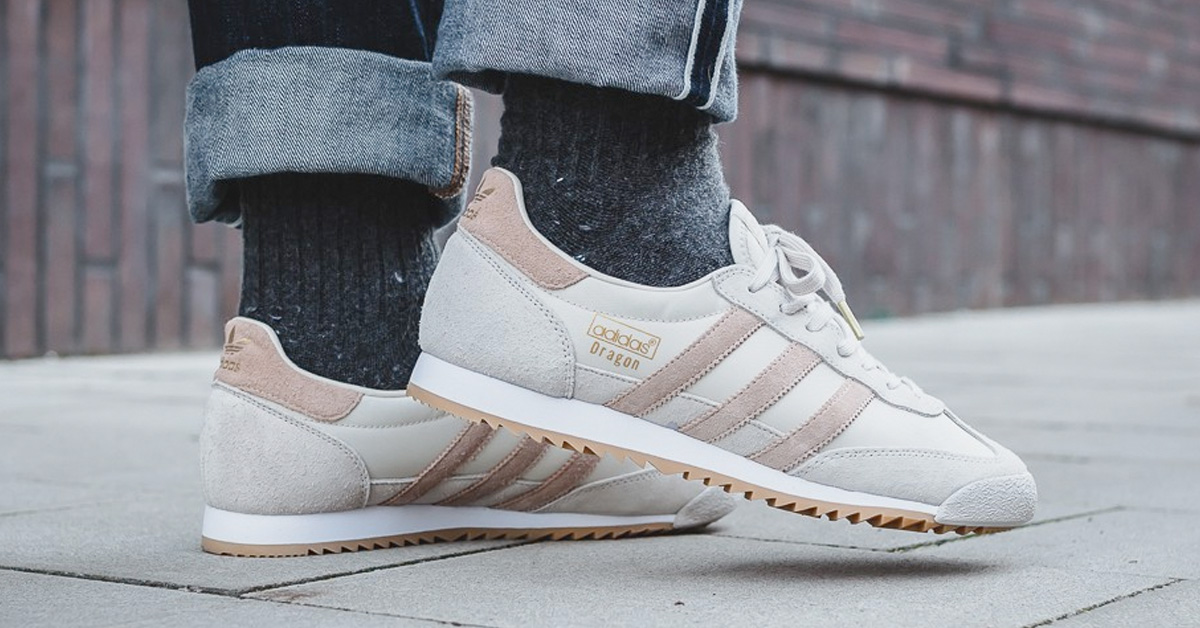 Adidas Dragon Clear Brown