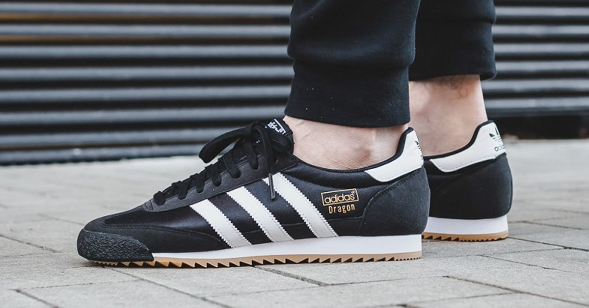 Adidas Dragon OG Black