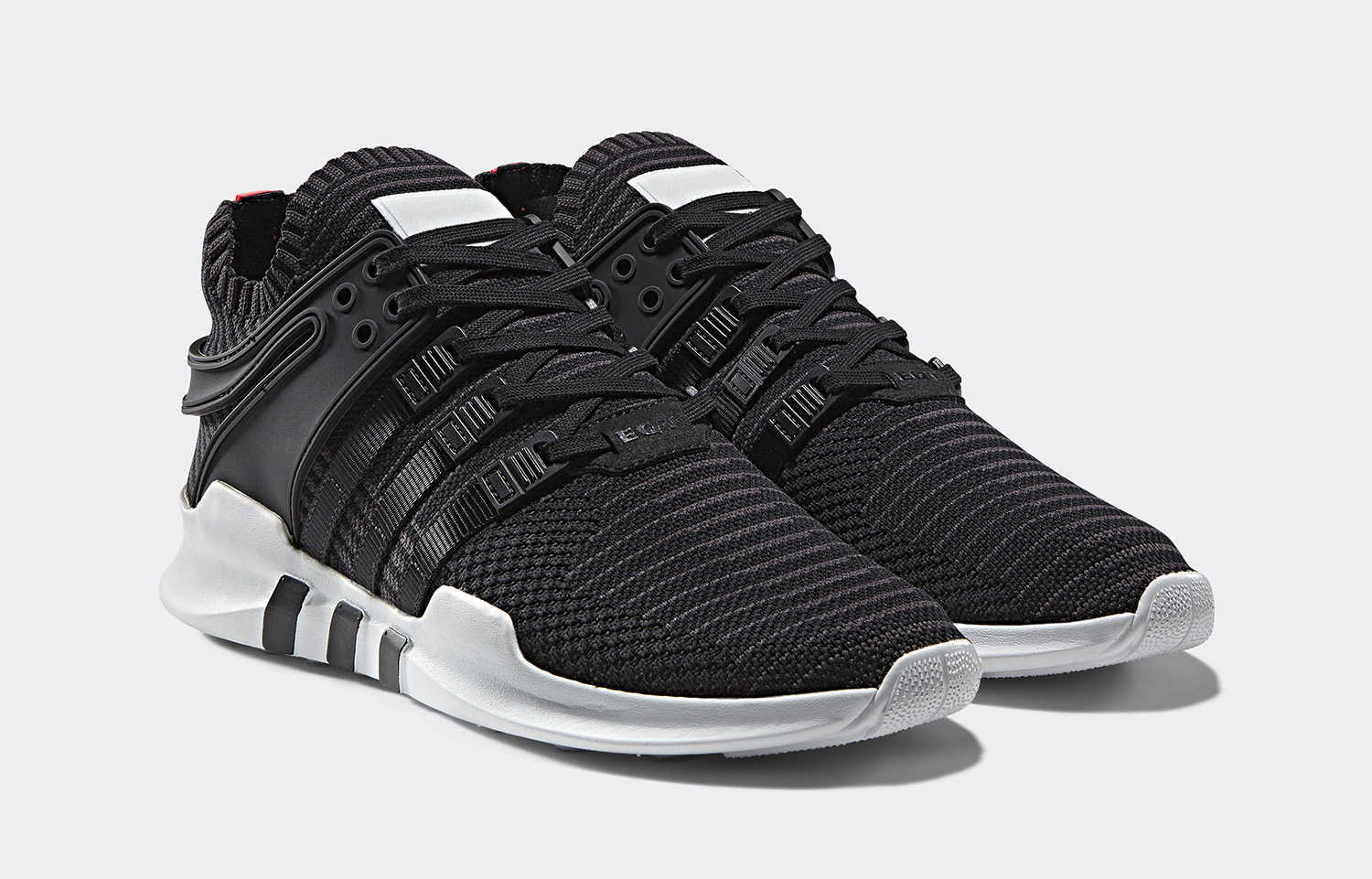Adidas EQT Support Adv PK Black Turbo Red