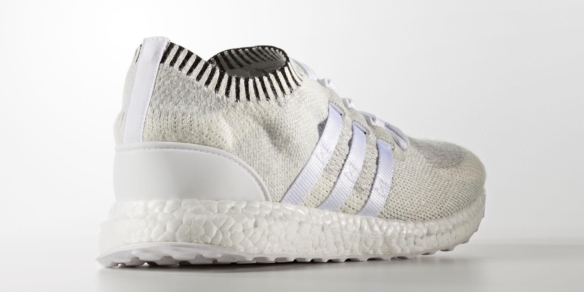 Adidas EQT Support Ultra Primeknit Vintage White