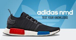 The Adidas NMD Quiz
