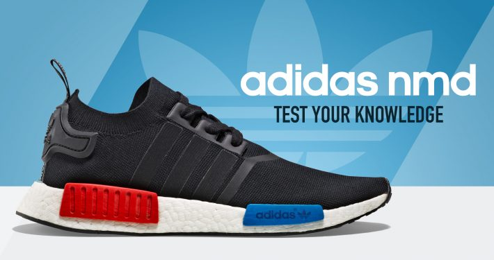 The Adidas NMD Quiz