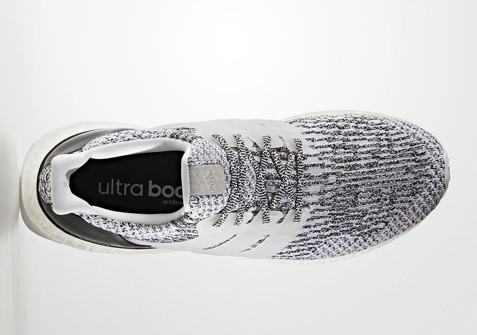 Adidas Ultra Boost 3.0 Oreo