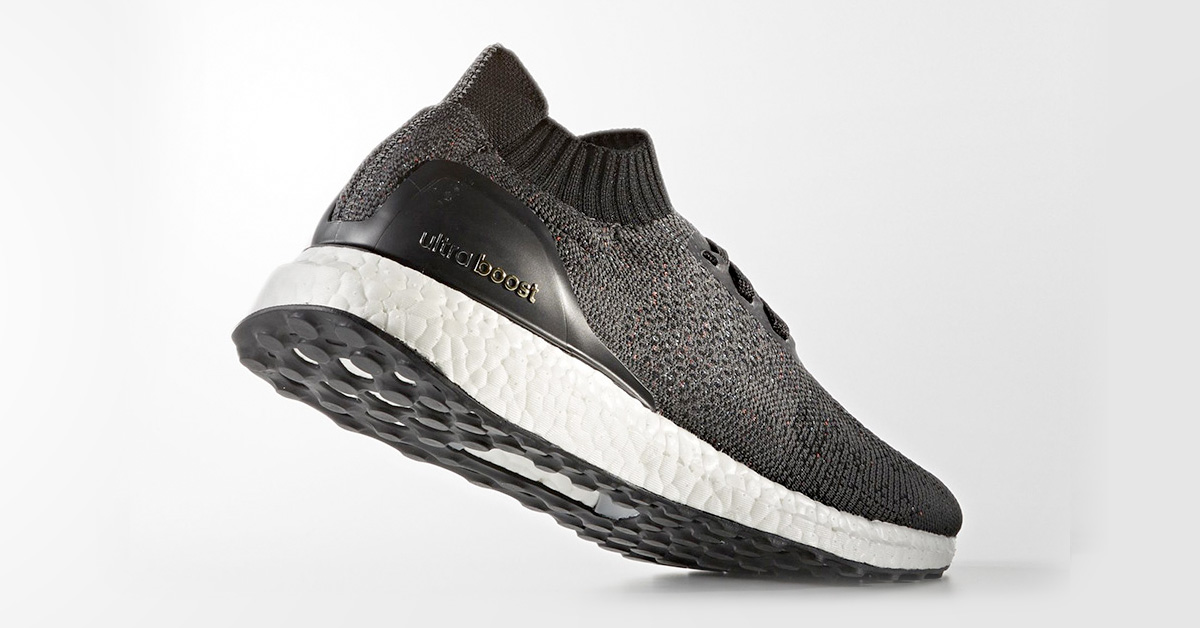 Adidas Ultra Boost Uncaged Black Multi