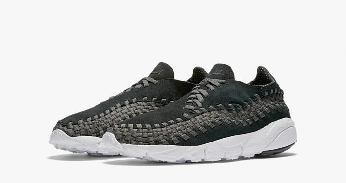 Nike Air Footscape Chukka Woven Black