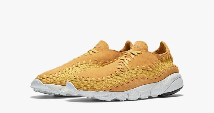 Nike Air Footscape Chukka Woven Desert Ochre