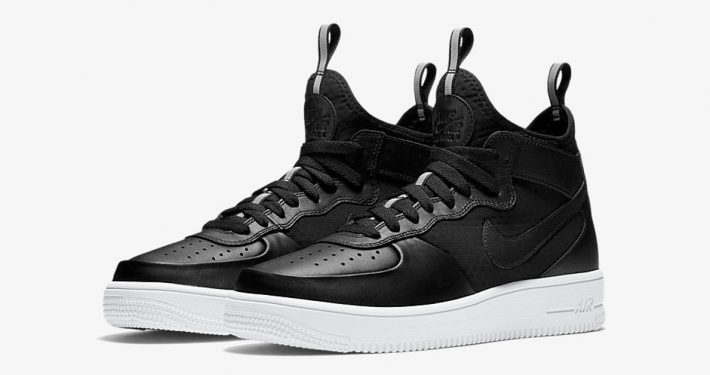 Nike Air Force 1 Ultra Force Mid Black