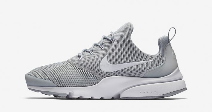 Nike Air Presto Fly Medium Grey