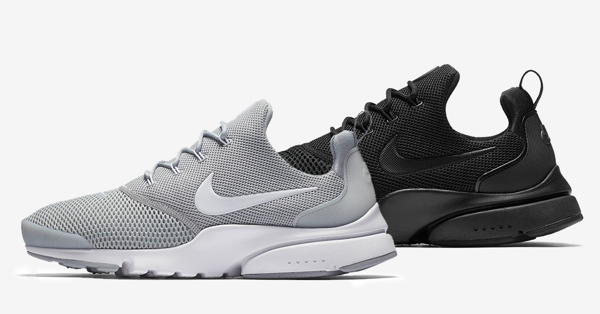 The New Nike Air Presto Uncaged
