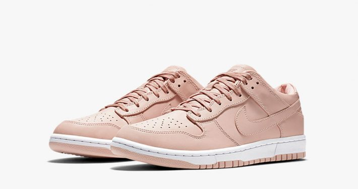 NikeLab Dunk Lux Low Arctic Orange