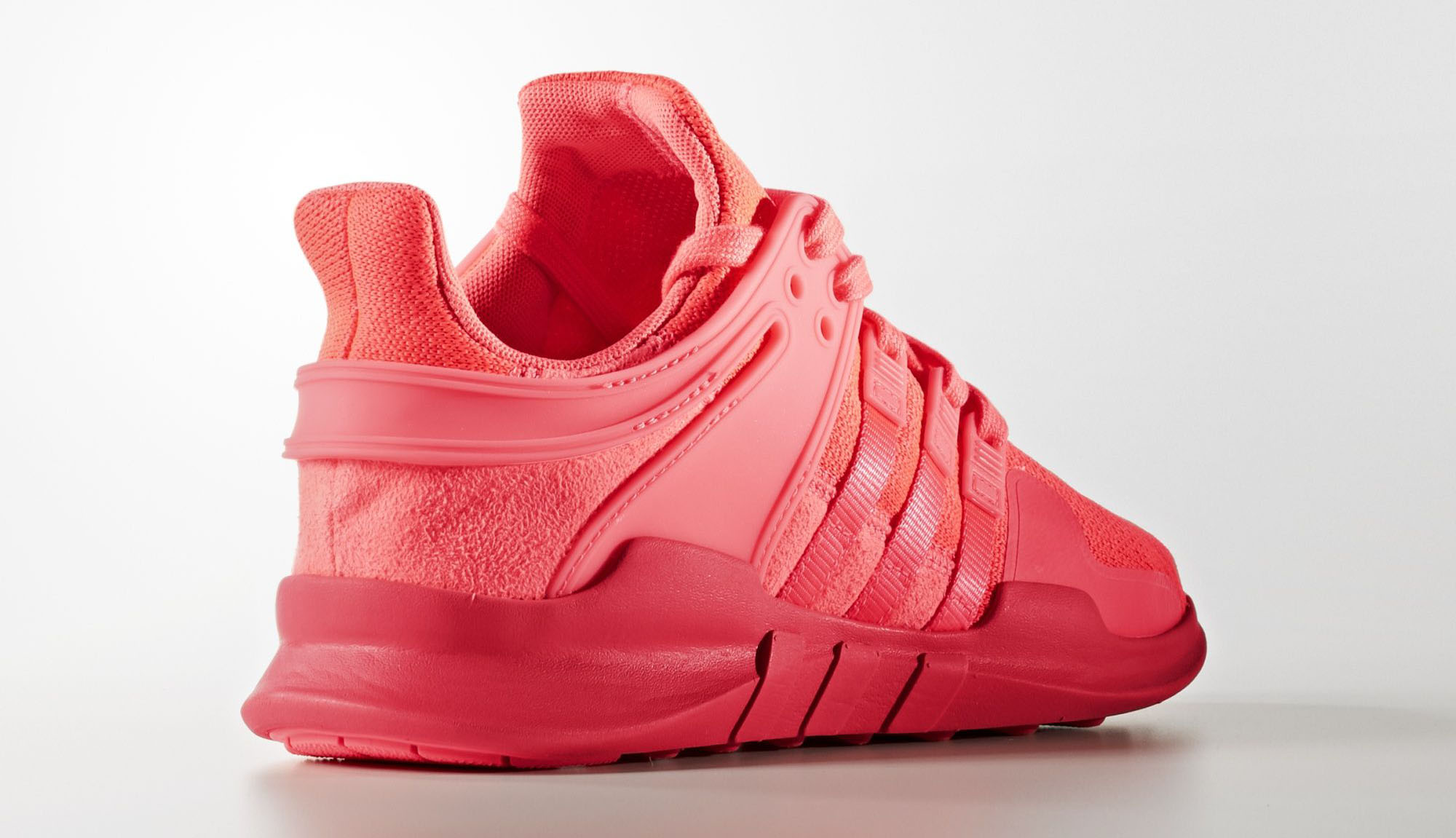 Womens Adidas EQT Support ADV Turbo Red