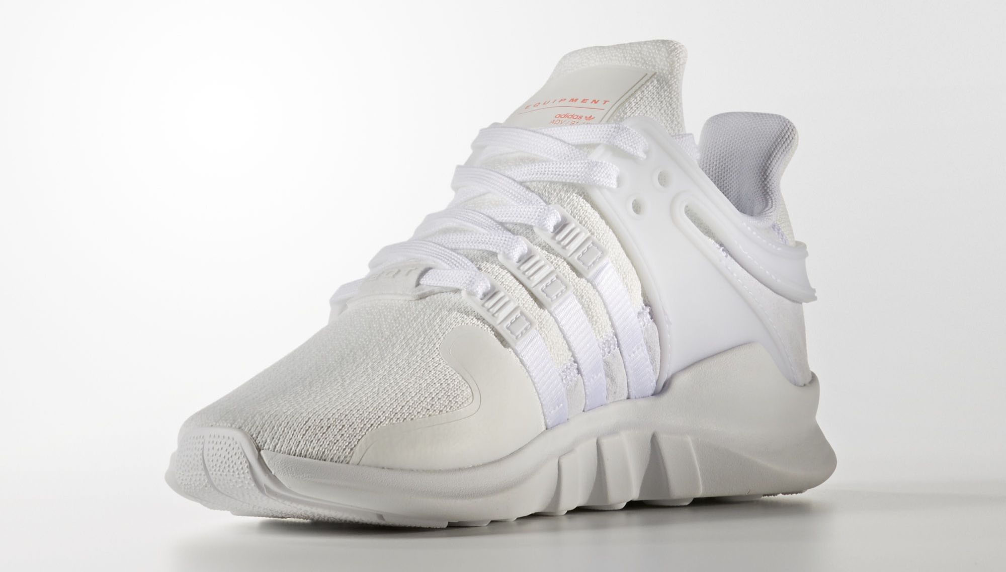 Womens Adidas EQT Support ADV White
