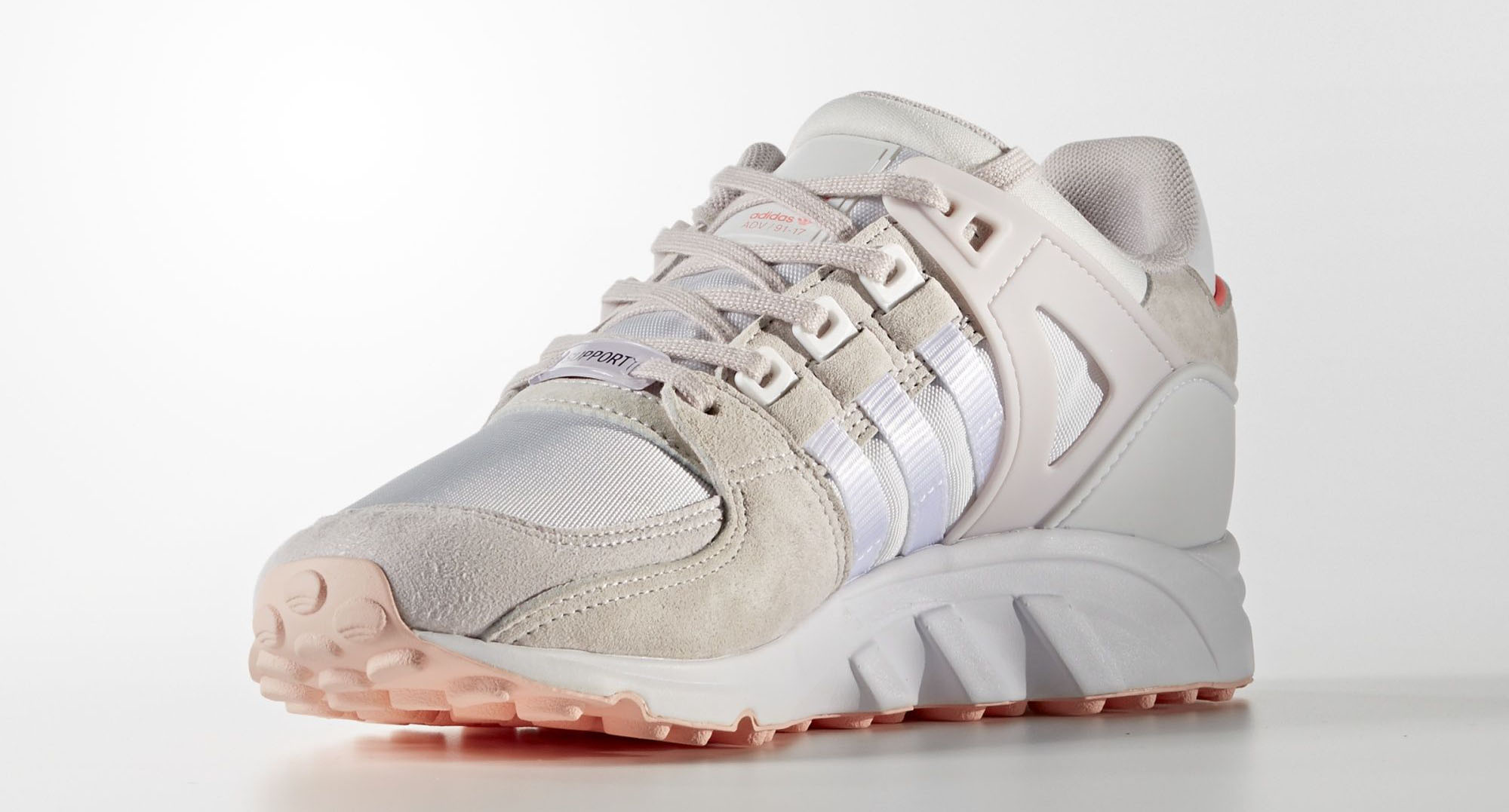 Womens Adidas EQT Support RF Ice Purple