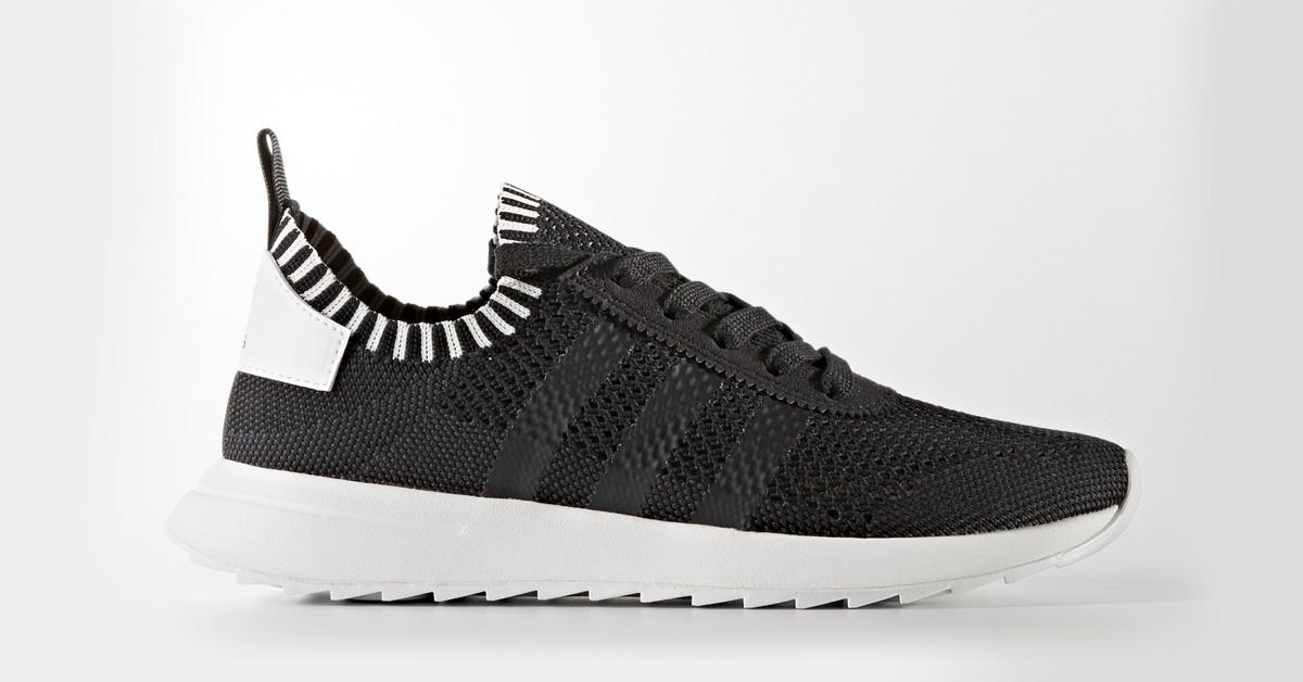 Womens Adidas Flashback PK Black