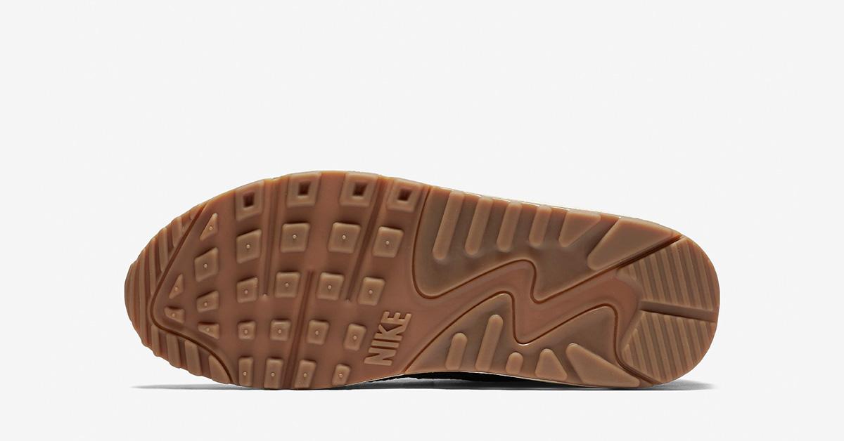 Womens Nike Air Max 90 Premium Weave Black