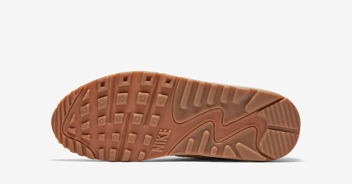Womens Nike Air Max 90 Premium Weave Oatmeal Next Level Kickz