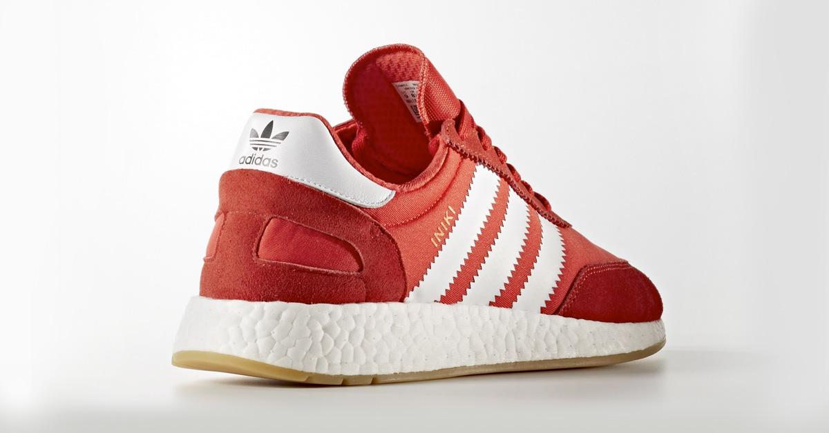 Adidas Iniki Vista Red