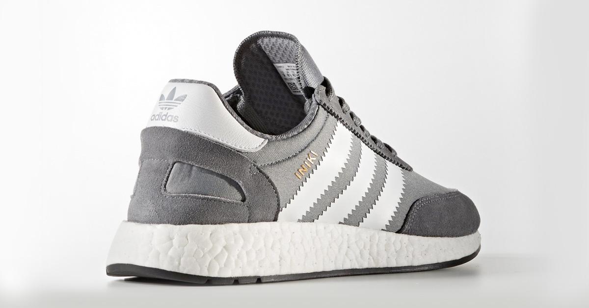 Adidas Iniki Grey