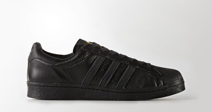 Adidas Superstar Boost Triple Black
