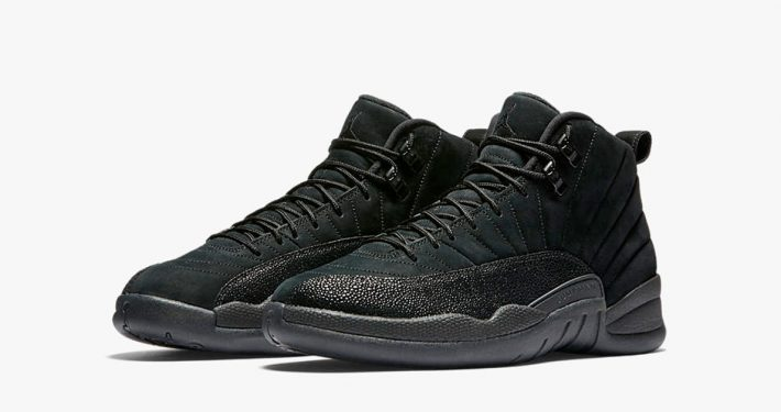 Nike Air Jordan 12 OVO Black