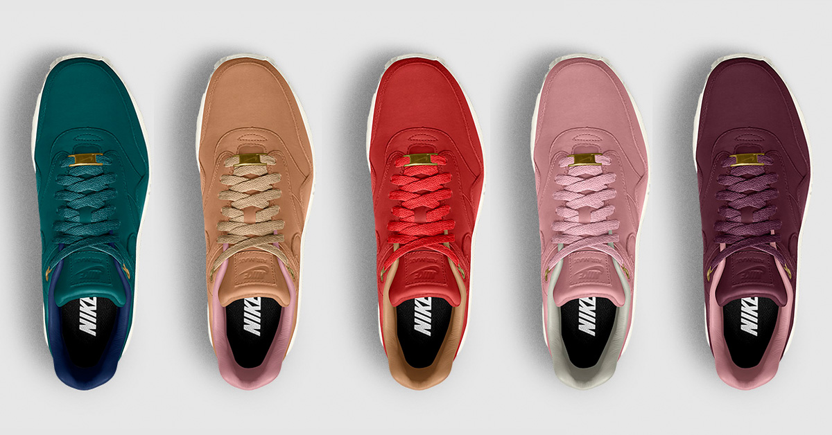 Nike Air Max 1 iD Premium Leather