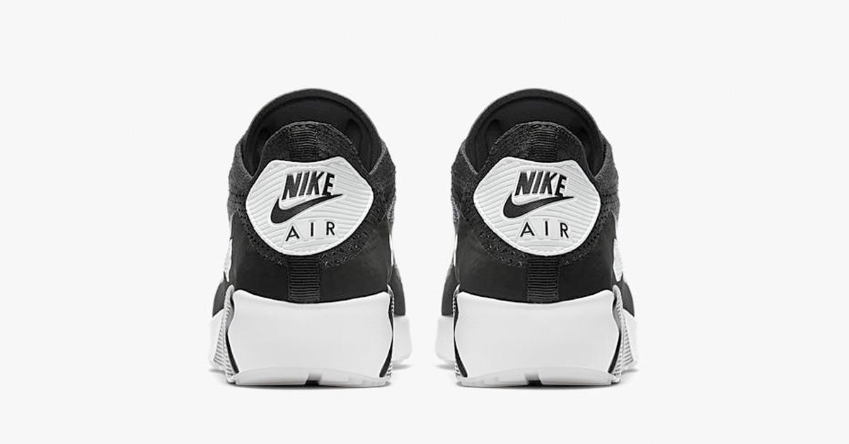 Nike Air Max 90 Ultra Flyknit Oreo