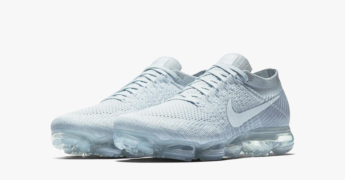 Nike Air VaporMax White