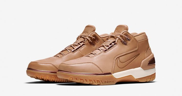Nike Air Zoom Generation Vachetta Tan