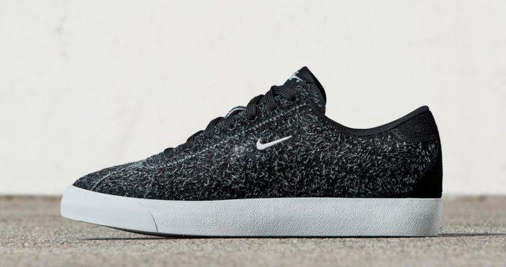 Nike Match Classic Suede Black