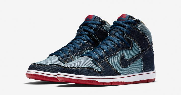 Nike SB Dunk Hi OG Denim