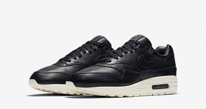 NikeLab Air Max 1 Pinnacle Black Sail