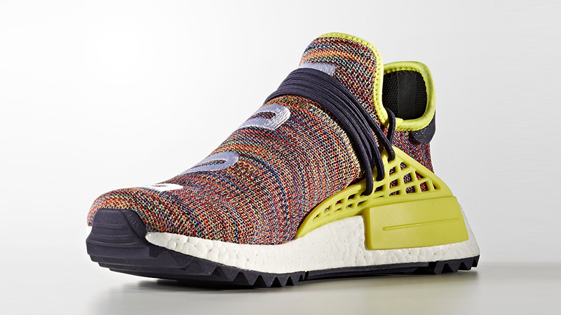 Pharrell Williams x Adidas NMD Hu Trail Multi AC7360