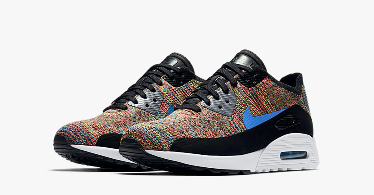 womens nike air max 90 ultra flyknit multicolor next. Black Bedroom Furniture Sets. Home Design Ideas