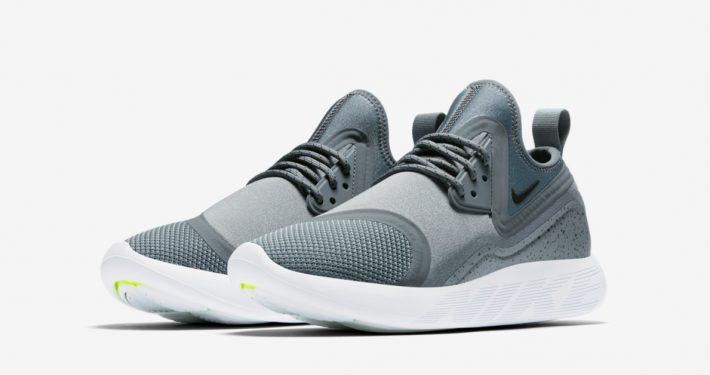 Womens Nike LunarCharge Essential Cool Grey