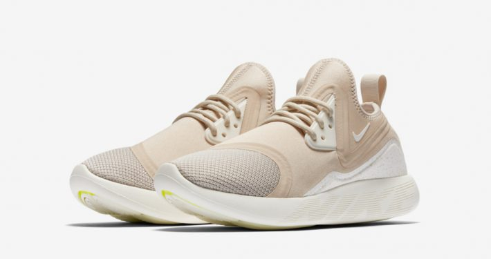 Womens Nike LunarCharge Essential Oatmeal