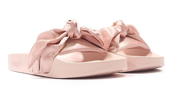 Rihanna x Puma Bow Slide Pink