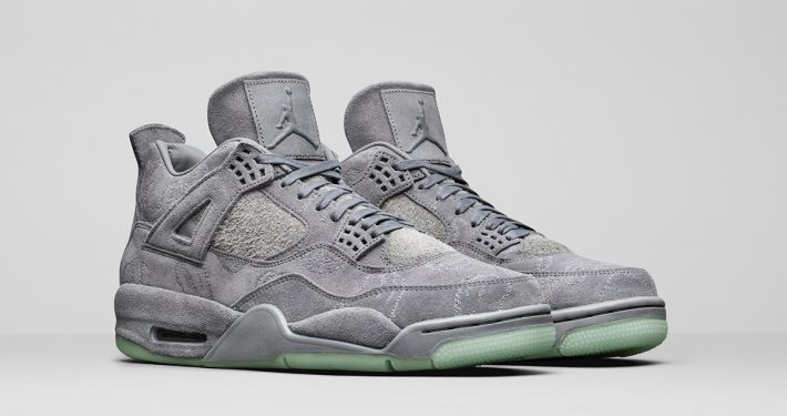 KAWS x Nike Air Jordan 4 Retro