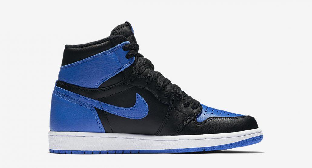 Nike Air Jordan 1 Royal