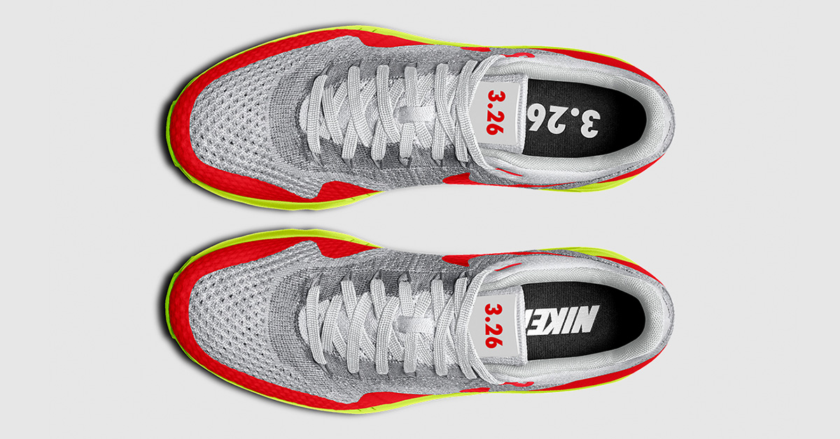 half off 33e7b a38bf ... 1 Ultra Flyknit iD Anniversary Multicolor. To celebrate the 30th  anniversary of the first Air Max release Nike introduces the option to ad  your ...