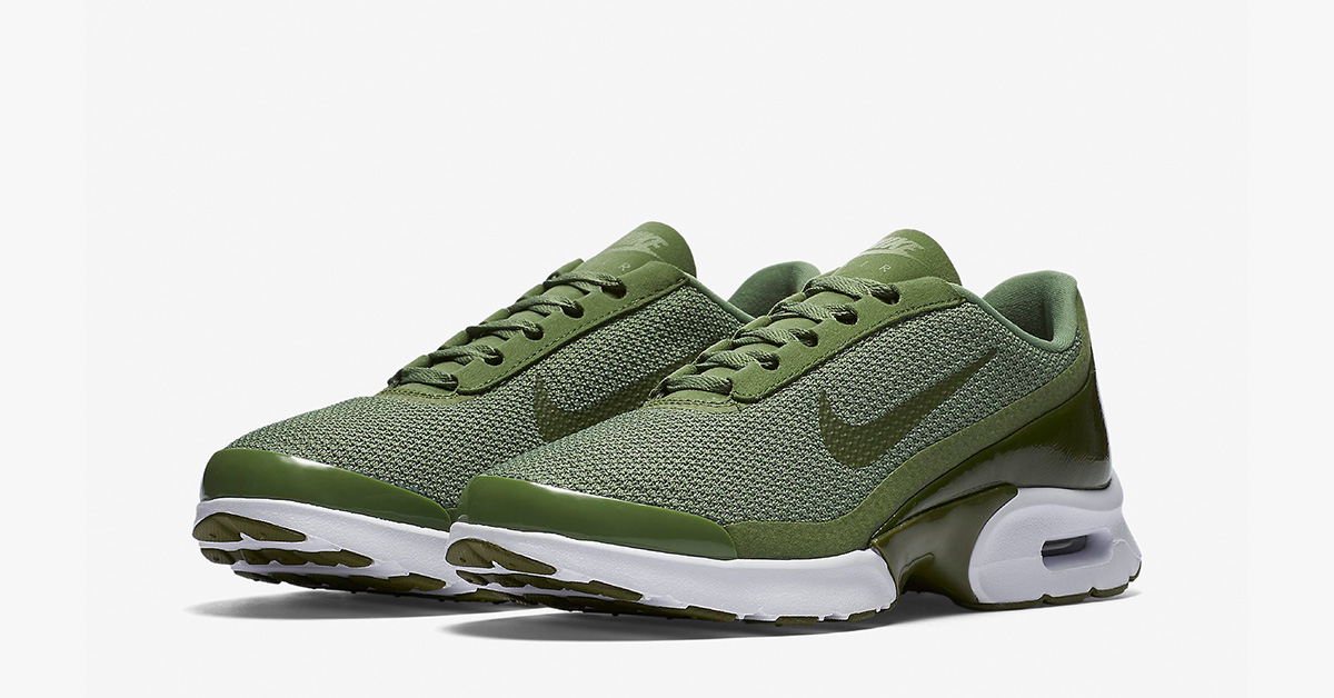 Womens Nike Air Max Jewell Palm Green Next Level Kickz