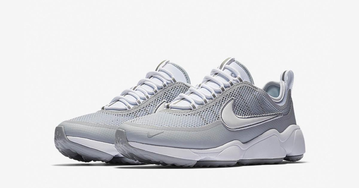a41328c206a4f Nike Air Zoom Spiridon Ultra Wolf Grey - Next Level Kickz
