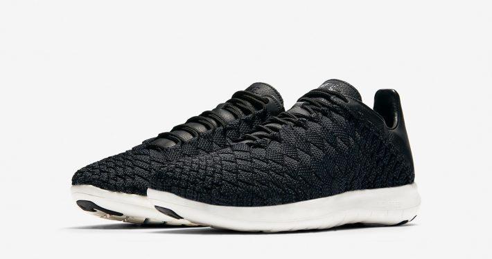 NikeLab Free Inneva Motion Woven Black