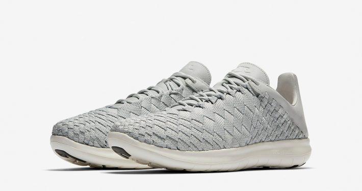 NikeLab Free Inneva Motion Woven Pure Platinum