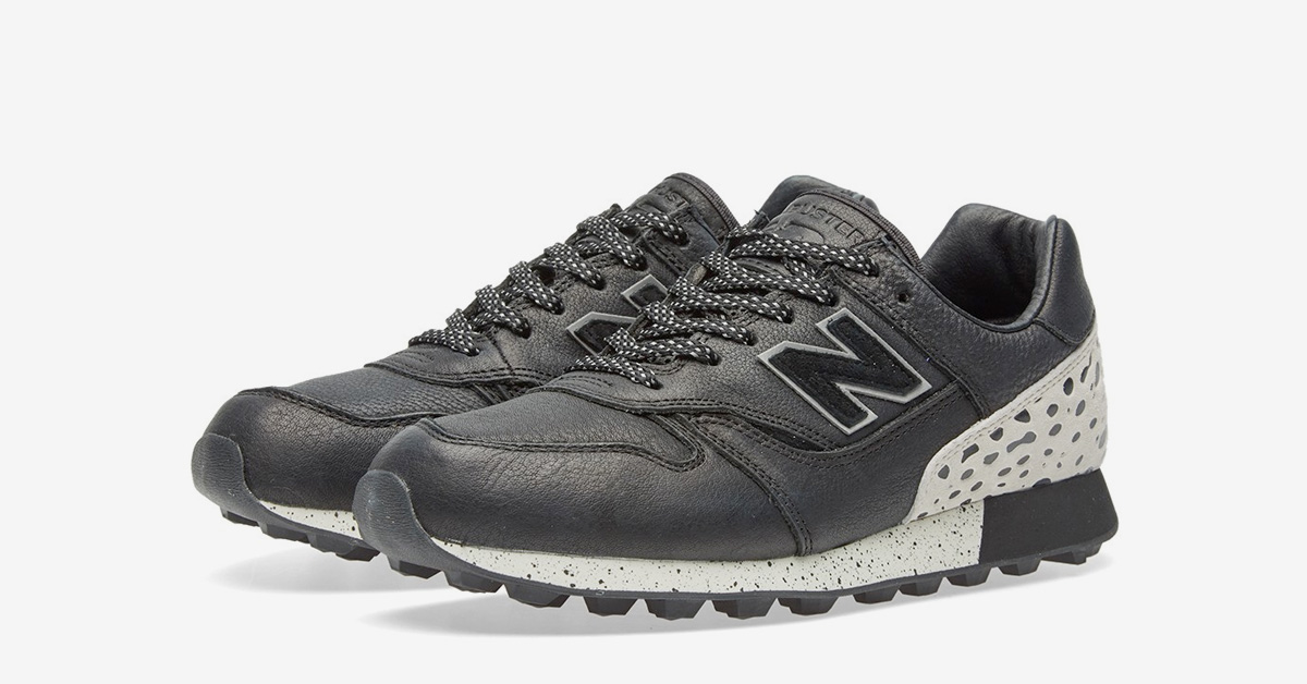 Undefeated x New Balance Trailbuster Black
