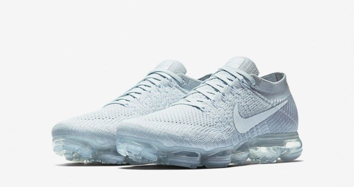 Womens Nike Air VaporMax Pure Platinum