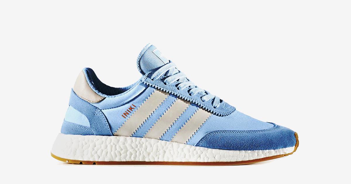 Adidas Iniki Easy Blue