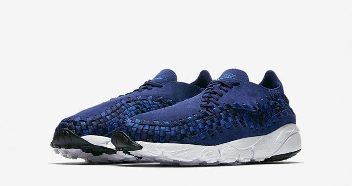 Nike Air Footscape Woven Team Blue